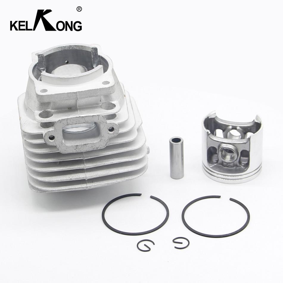 Für Stihl Motor Zylinder 023 025 MS230 MS250 Replace Kolben Silber Neueste