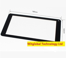 "New For 7"" inch E-boda Intelligence i100 Tablet touch screen panel Digitizer Glass Sensor Replacement Free Shipping(China)"