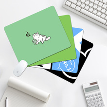 Custom mouse pad mat Company advertising Logo printing Office computer DIY mousepad gaming wholesale game mouse pad overlocked(China)