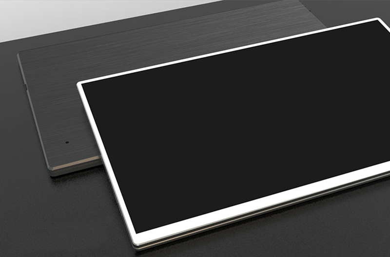 Super Thin No Frame 4K Portable Screen 15.6 Inch Gaming Monitor For Ns PS4 XBOX Switch Laptop PC Computer With Speaker 16