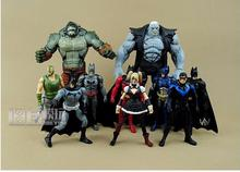 Hot ! 10cm high Classic Toy Marvel Comics hero X men King Kong wolf Rogan action figure Toys Free shipping