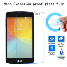 Buy Soft Explosion-proof Nano Protection Film Foil LG F60 D390N D392 Film Screen Protector Tempered Glass for $1.49 in AliExpress store