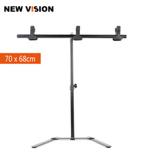 "Photography 70*68cm / 27.5""x27"" PVC Backdrop Background Small Support Stand System Metal"