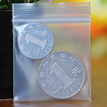GREAT BULK PRICE 1000pcs Small Clear Poly Ziplock Thick Plastic Reclosable Zipper Bags 4x6cm