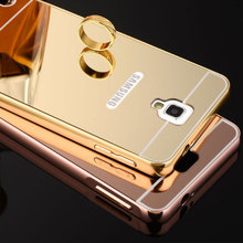 Buy Hoesje Samsung Galaxy Note 3 Neo Case Aluminum Metal Frame Mirror Back Cover Samsung Note 3 Mini Lite Neo N7505 Cases for $3.86 in AliExpress store