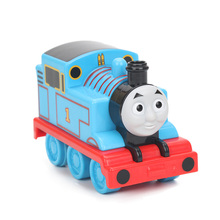 My First Thomas & Friends Thomas Pullback Racer Railway Train Percy James Wooden Train Wood Puzzel Accessories Thomas de trein(China)