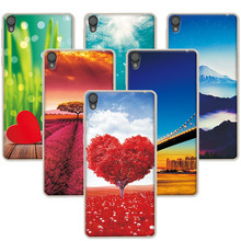 "Buy Scenery Phone Cases Sony Xperia L1 Case Cover FOR Sony L1 5.0"" Soft TPU Back Covers Sony L1 Dual G3312 G3311 G3313 5.5"" for $1.39 in AliExpress store"
