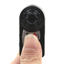 Q7 Mini Wifi Wireless  Camcorder  Night Vision Camera  DVR IP Camera Infrared Camera Built-in Microphone Motion Detection Camera