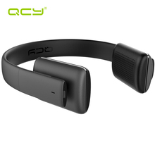 QCY QCY50 Noise Cancelling Headphones HIFI sound Wireless Bluetooth 4.1 Headphones 3D Stereo Headsets with Mic for phone calls