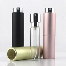Hight Quality 20ml Travel Mini Portable Refillable Perfume Parfum Atomizer Spray Bottles Empty Bottles Empty Cosmetic Containers