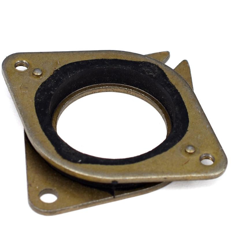 2pcs 3d dampers nema 17 vibration Damper shock absorber fit for a6 a8 e12 cr-10 ender 3 3D Printer part 42 57 3A stepper motors