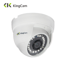 KingCam Laser IR LED IP Camera 1080P 960P 720P Security indoor Dome CCTV ONVIF Network CCTV Surveillance Cameras ipcam RTSP(China)