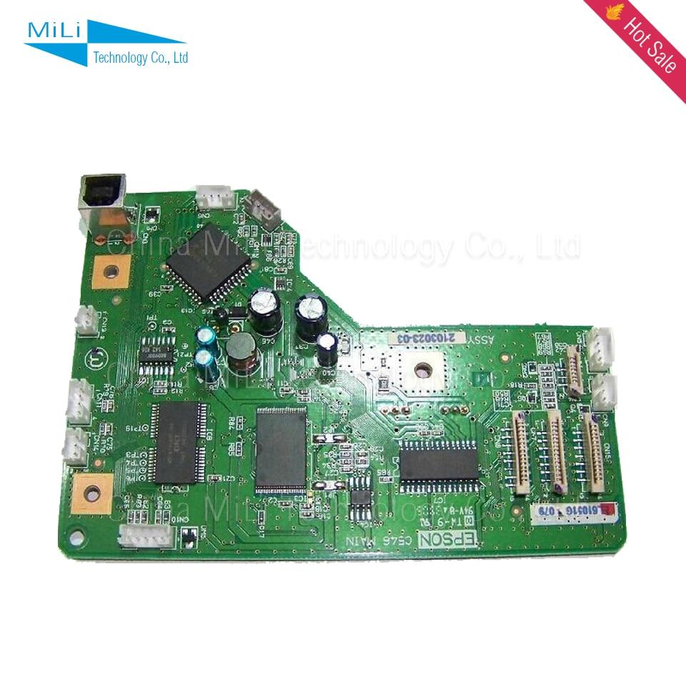 GZLSPART For Epson R200 R220 Original Used Formatter Board  Printer Parts On Sale<br>