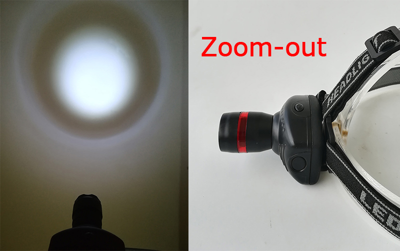 zoom out