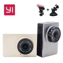 Upgrade International Edition Xiaomi YI Smart Car DVRs camera Wifi wireless Xiaoyi ADAS dvr Camera Dash Cam 1080P 2.7 inch