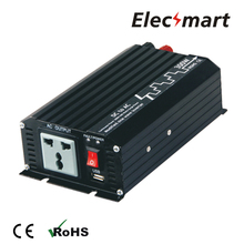 Power Inverter 300W 24VDC to 110VAC Modified sine wave with USB output