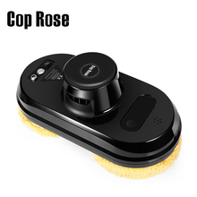 Cop Rose x5p Smart Robot Window Cleaner Building Glass Cleaning Safeguard Remote Control Window Glass Vacuum Cleaner Robot(China)