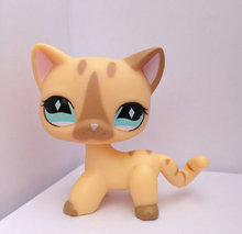 Pet Shop Animal Doll LPS Figure Child Toy Gril Short Hair Cat  DWA272