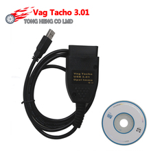 Best Price Vag Tacho 3.01+ for Opel Immo Airbag Scanner or Opel Immo Reader For Opel Immo Pin Code Reader(China)