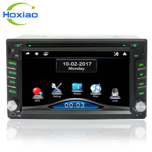 car DVD Free shipping 2 DIN CAR DVD player / CD / MP3 / MP4 / FM / AM / USB / SD / bt/rear view GPS(China)
