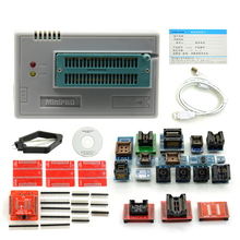 Good quality V6.1 TL866CS Programmer +21 Adapters +IC Clip High Speed TL866 AVR PIC Bios 51 MCU Flash EPROM Programmer