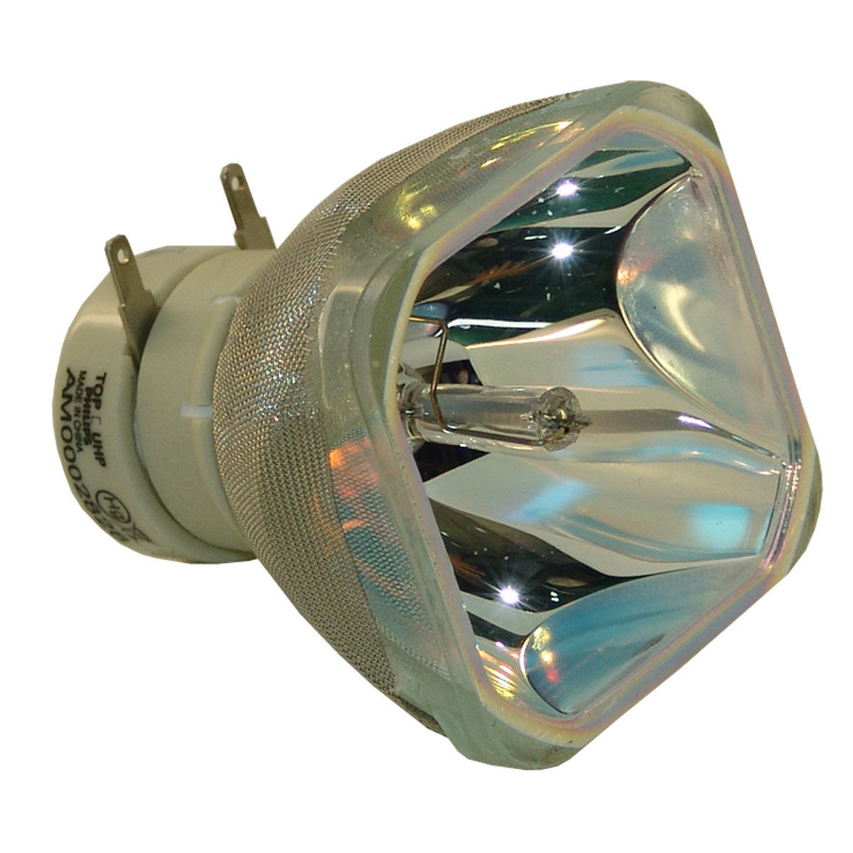 Compatible Bare Bulb DT01022 DT-01022 for HITACHI CP-RX78 CP-RX80W CP-RX80 ED-X24 CP-RX78W Projector Lamp Bulb without housing<br>