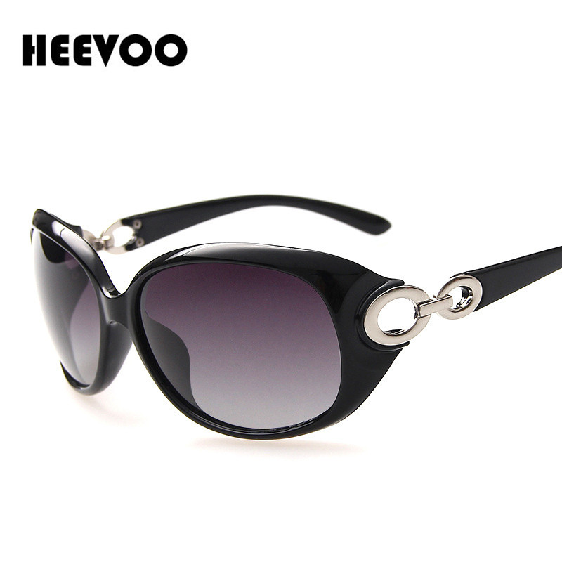 HEEVOO 2016 Star Style Polarized Sunglasses Women Luxury Fashion Summer Sun Glasses Vintage Sunglass Outdoor Goggles Eyeglasses<br><br>Aliexpress