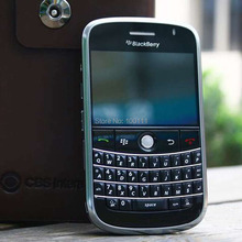 Original BlackBerry Bold 9000 QWERTY Keyboard mobile phone Free DHL-EMS shipping(Hong Kong)