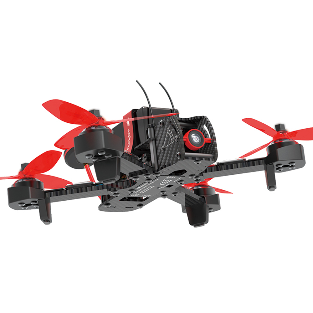 Walkera Furious 215 215mm F3 5.8G 600TVL Camera 8CH BNF Multirotor RC Toys FPV Racing Drone + Devo 7/10 Devo F7/F12 Transmitter