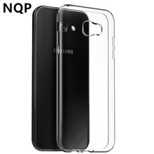 Ultra Thin Soft TPU Gel Original Transparent Case For Samsung Galaxy S8 S8 Plus S3 S4 S5 S6 S7 Edge Phone Bags(China)