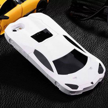 3D Fashion Hard Case For Apple iPhone 6 Sport Racing Car Design Protective Case Cover For iPhone6 Brand New