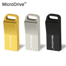 USB Flash Drive 64GB Metal Pendrive High Speed USB Stick 32GB Pen Drive 16GB 8GB 4GB USB Flash Free Shipping