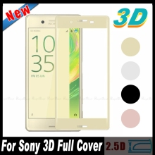 Premium X XA Tempered Glass 3D Curved Surface Full Cover Screen Protector Film For Sony Xperia X Performance XA Ultra C6