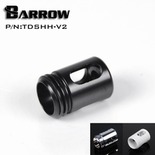 "Barrow G1 / 4 "" White Black Silver multi-stage, flow commutated buffer water cooling fittings TDSHH-V2()"