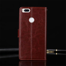 For xiaomi mi 5x case Mi a1 cover MSV full protect pu Leathert wallet flip cover for xiaomi mi5x Mi A1 5.5inch cover fundas(China)