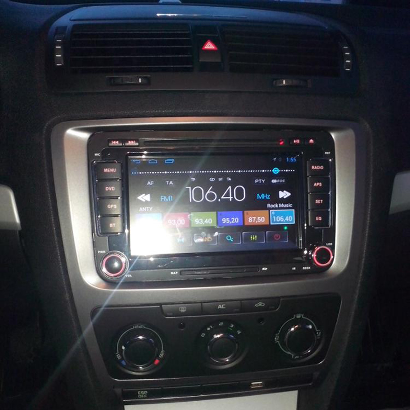 kd vw android passat radio dvd