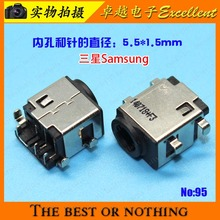 YuXi 20X DC Jack DC POWER JACK For SAMSUNG NP300 Laptop notebook, NP305V4A NP300E4C NP300E4A NP300V3A NP305E5A(China)