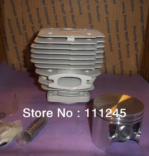 CYLINDER ASSY 56MM FOR HUS. CHAIN SAW 395 XP 395  FREE SHIPPING CHAINSAW ZYLINDER &amp; PISTON KIT REPL. HUSKY P/N 503 99 39-71  <br>