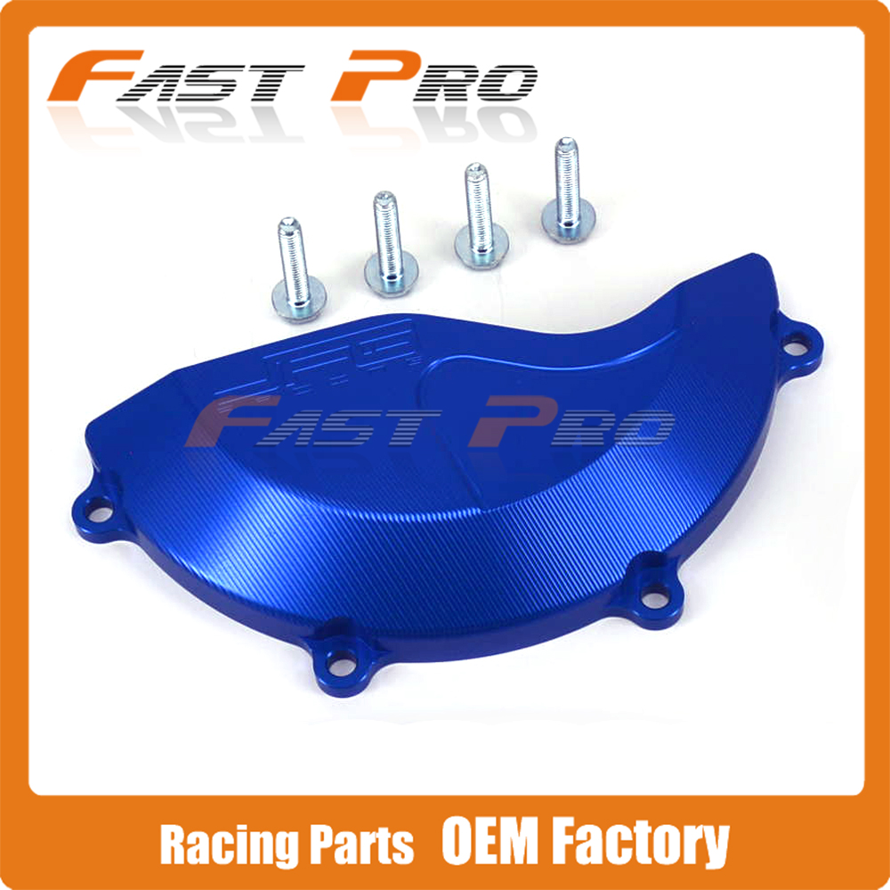 CNC Right Side Engine Case Cover Protector Guard For YAMAHA YZF450 YZ450F 2010-2015 2011 2012 2013 2014 Motorcycle Motocross<br>