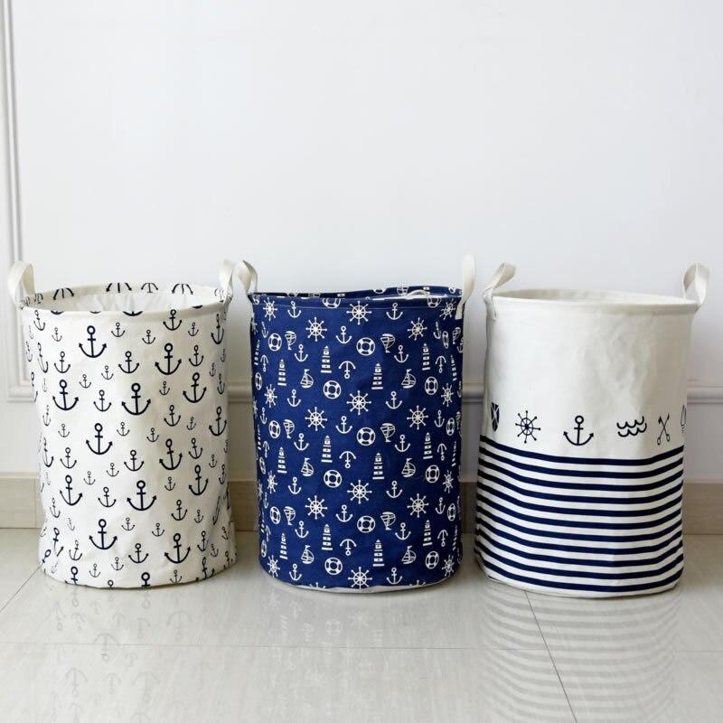 Etonnant New Foldable Linen Storage Basket Laundry Storage Box Clothes Organizer  Underwear Bra Necktie Socks Storage Bins For Kid Toys In Storage Boxes U0026  Bins From ...