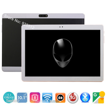 Google Android 5.1 10 inch Octa Core Tablet PC 3G Phone Call 4GB RAM 64GB ROM Dual Cameras 1280*800 IPS Gifts MID tablet 10 10.1
