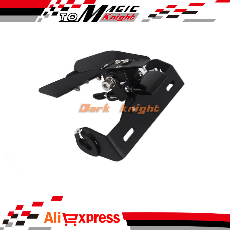 For DUCATI Panigale 899 1199 1299 Motorcycle Tail Tidy Fender Eliminator Registration License Plate Holder LED Light<br><br>Aliexpress