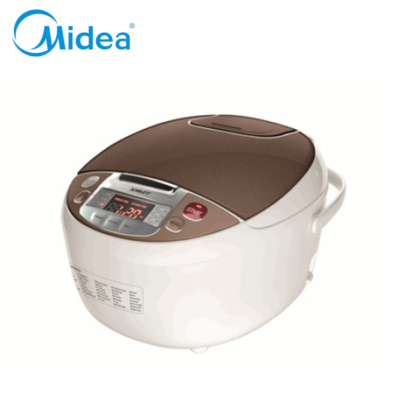 Digital Multivarka Midea elecric rice cooker 220v 4L 24 hours preset and keep warm fashion stew soup machine kitchen appliances<br><br>Aliexpress