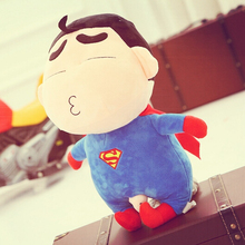 1pc 4 Styles 12''32cm Crayon Shin-chan and The Avengers Plush Toys Cartoon Plush Doll for Children Kids Toy Birthday Gift