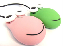 2017 hot sale New Mini Cute 3D Frog USB Wired Optical Mouse Mice For Laptop Notebook PC Children gift