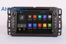 2DIN Car Radio Audio DVD Multimedia Player Android 5.1 GPS For G-m-c Yukon Tahoe Acadia Buick Enclave Chev-ro-let Suburban 07~12