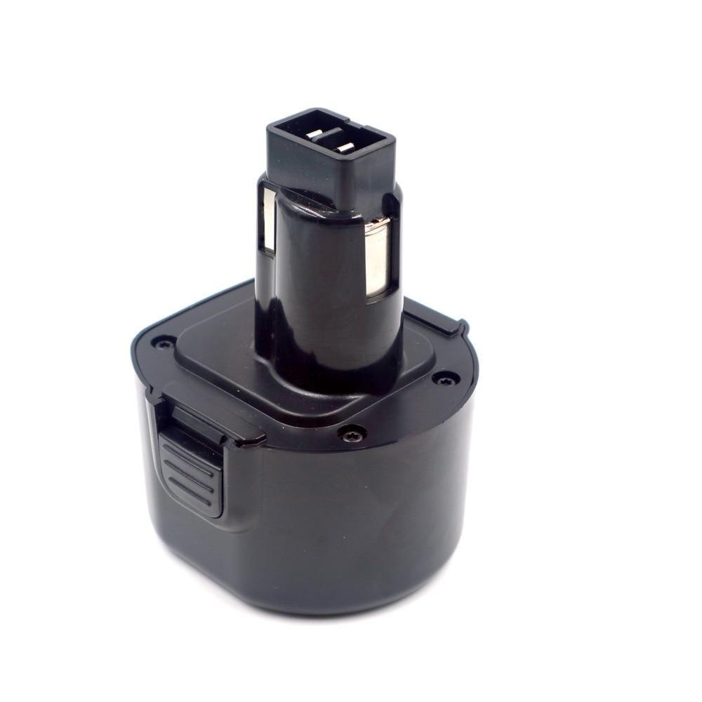 Batterie pour DEWALT 9,6v 3000mah ni-mh pour dc-011 dc-750ka dc-855ka dw-050
