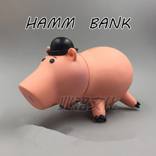 Toy Story Hamm Figure Toy Hamm Coin Money Box Piggy Bank Saving Coin Money Box Kids Gift