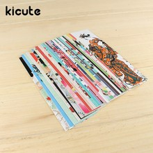 Kicute 30pcs/lot Brand New Paper Bookmark Vintage Japanese Style Book Marks For Kids School Stationery Gifts(China)
