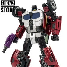 [Show.Z Store] TFM M-04 Havoc Over Turn TransFormMission Masterpiece Transformation Action Figure(China)
